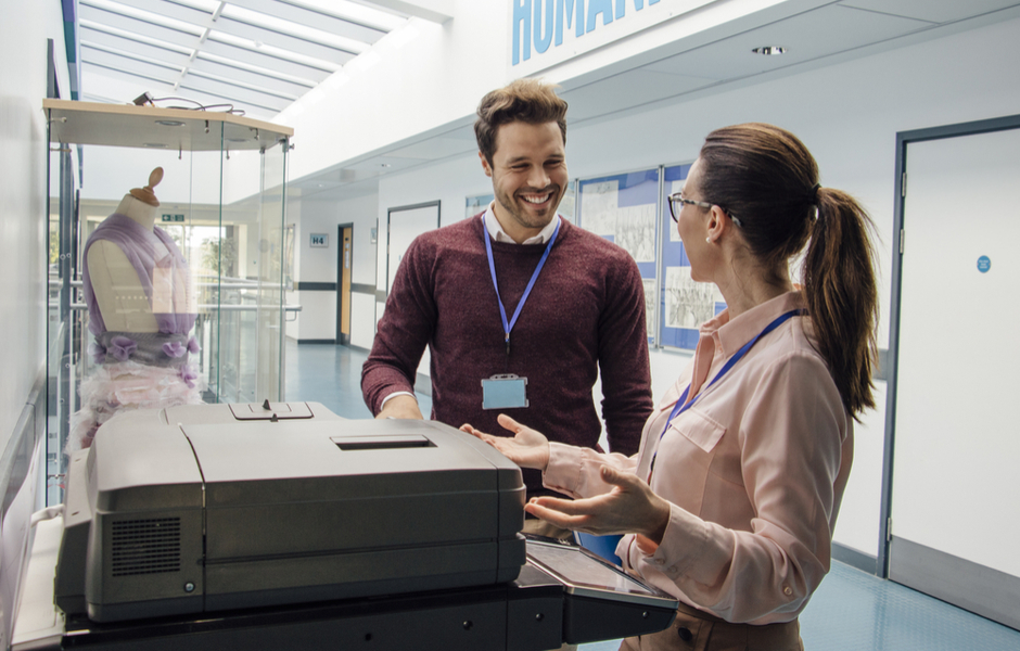 How Educational Institutions Benefit from Managed Print Services